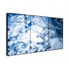 Тонкошовная видеостена 1x3 на базе SAMSUNG 46 дюймов UD46E-C